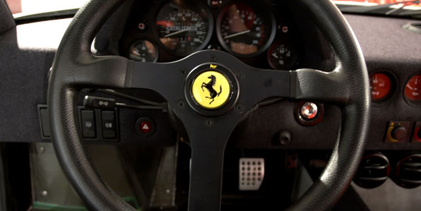 ferrari-f40-white-steering-wheel