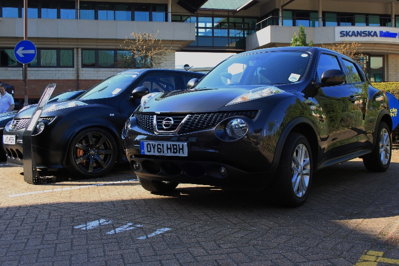 Nissan Jewels On Show Juke R Gtr Track Pack And