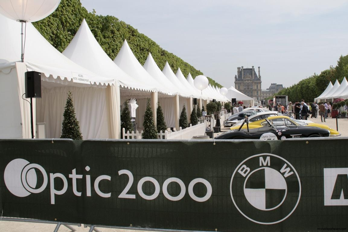 tour auto 2011 sponsored by optic 2000 revival sports cars. Black Bedroom Furniture Sets. Home Design Ideas