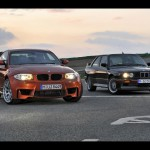 1 Series M with E30 M3 EVO Sport