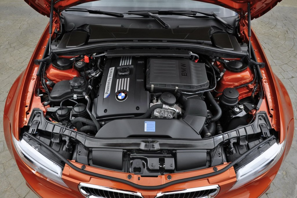 1 series m under the hood
