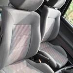 mk2 Golf GTI front seats