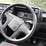 mk2 Golf GTI interior dashboard