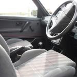 mk2 Golf GTI interior front cabin