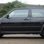 Golf GTI 8v nearside