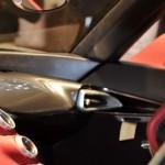 Alfa Romeo 4C 300bhp interior vents cockpit