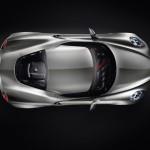 Alfa Romeo 4C Overview Liquid Silver