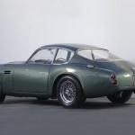 Aston Martin DB4 GT Zagato rear