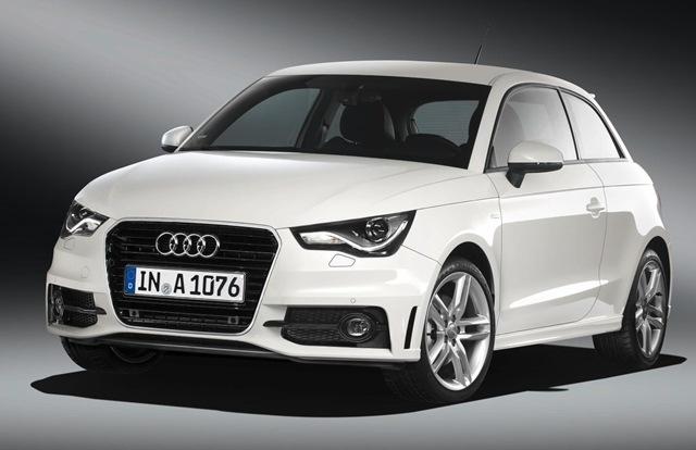 Audi A1 1.6TDI S Line free road tax
