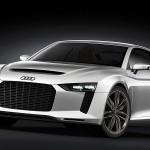 Audi Quattro Concept 2011