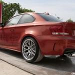 BMW 1 Series M 2011