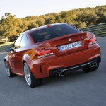 BMW-1-Series-M-Coupe Rear