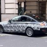 BMW F10 550i London side