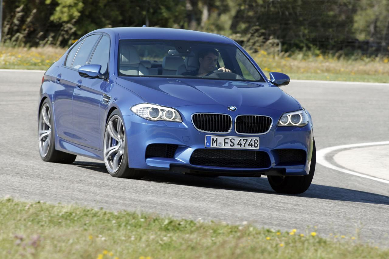 BMW M Performance M550D