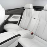 BMW M6 F12 Convertible 2012 Interior White leather