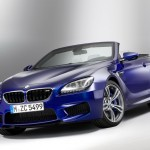 BMW M6 F12 Convertible 2012 front angle ceramic brakes