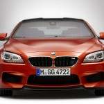BMW M6 F12 Coupe 2012 Front intakes