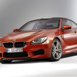 BMW M6 F12 Coupe 2012 front angle ceramic brakes