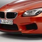 BMW M6 F12 Coupe 2012 front apron