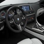 BMW M6 F12 Coupe 2012 interior idrive