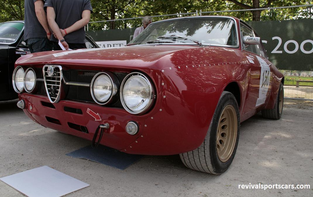 Car 150 Alfa Romeo 1750 GTAm 1969