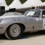 Car 215 Jaguar E Type 1962
