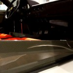 Ferrari F40 White carbon sll
