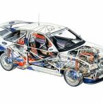 Ford Escort Rallycar