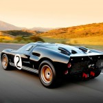 Ford Shelby GT40 85th Anniversary Edition RNS
