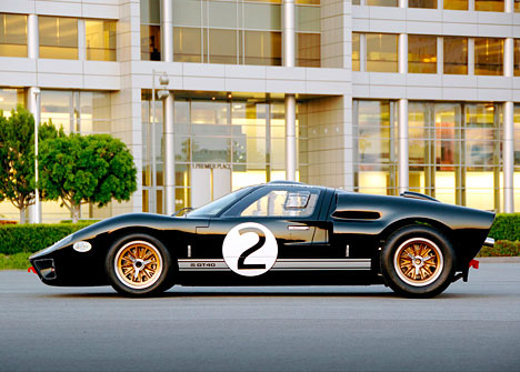 Ford Shelby GT40 85th Anniversary Edition