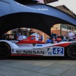 Greaves Motorsport Zytec-Nissan LMP2 prototype Le Mans 2012