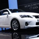 Lexus CT200h free road tax and london congestion
