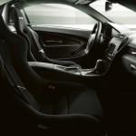 Mercedes Benz SLK 55 AMG F1 SS interior fixed racing seats