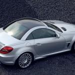 Buyers Guide: Mercedes-Benz SLK55 AMG for £15k