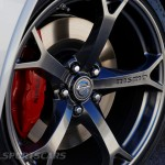 Nismo 370Z UK Edition High Resolution Quality alloy wheel detail