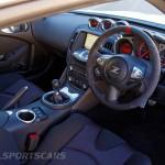 Nismo 370Z UK Edition High Resolution Quality full interior shot