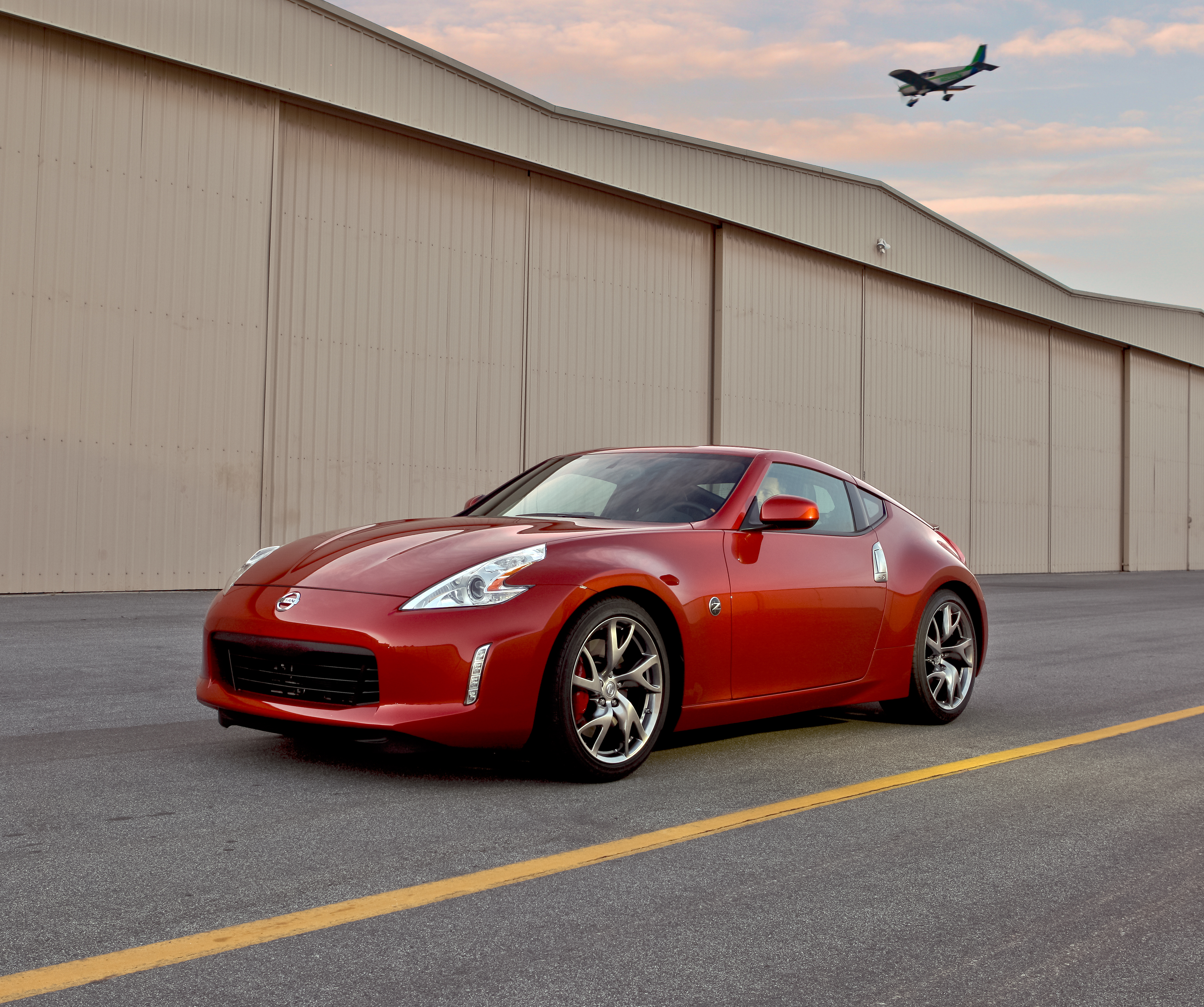2013 Nissan 370Z Coupe