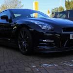 Nissan GTR 2012 R35 Black Edition
