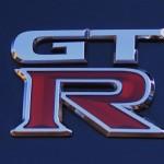 Nissan GTR 2012 R35 Black Edition Badge