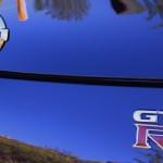 Nissan GTR 2012 R35 Black Edition Badges