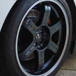 Nissan GTR 2012 R35 Track Pack Edition Rays Forged Alloy Wheel