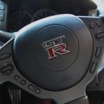 Nissan GTR 2012 R35 Track Pack Edition Steering Wheel Centre