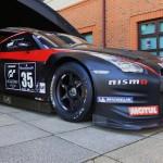 Nissan GTR GT3 2012 Front