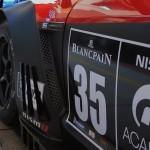 Nissan GTR GT3 2012 Nearside