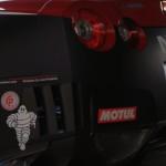 Nissan GTR GT3 2012 Rear section
