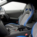 Nissan GTR Track Pack Edition 2012 Interior Detail