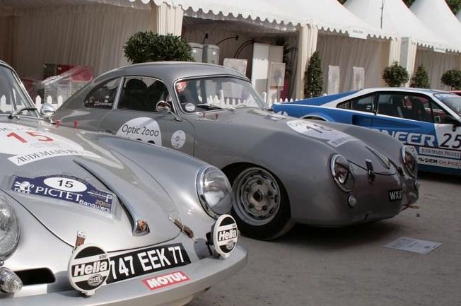Porsche 356s