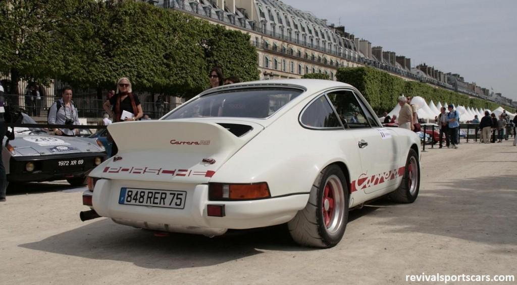 Porsche 911 Carrera 2.7 RS 1973 | Revival Sports Cars