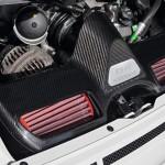 Porsche 911 GT3 RS 4.0 Engine Bay Induction