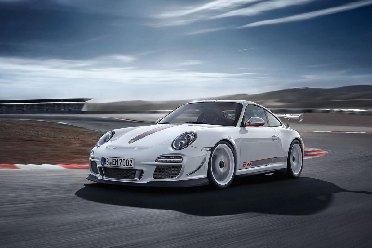 Porsche 911 GT3 RS 4.0 Front NS Low